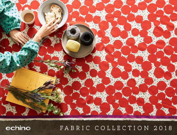 echino Fabric Collection 2018